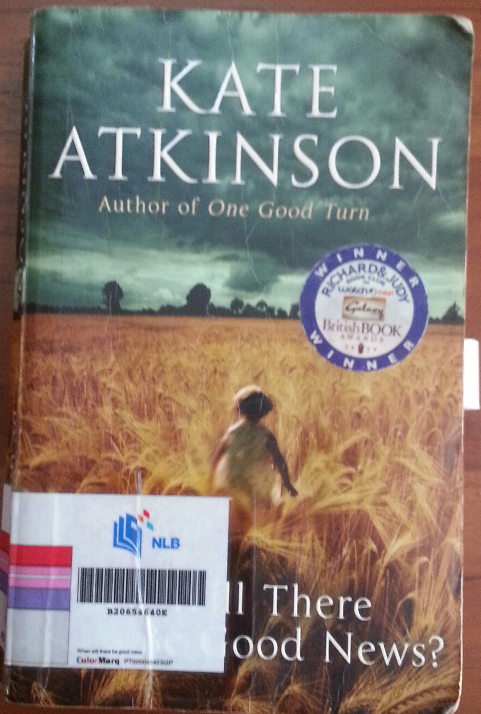 When will there be good news by kate atkinson