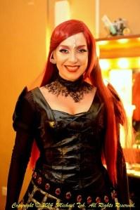Ms Vivienne Carlyle as Usha