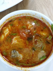 Red Tom Yum Soup  $8.90